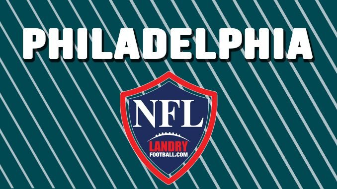 Inside The Draft Room With The Philadelphia Eagles Chris Landry