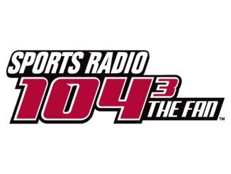 104.3 The Fan in Denver Logo
