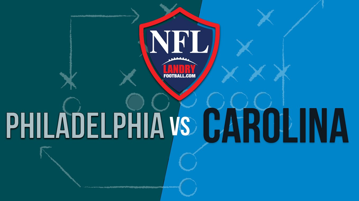 Thursday Night Football Film Room Game Preview Eagles Vs