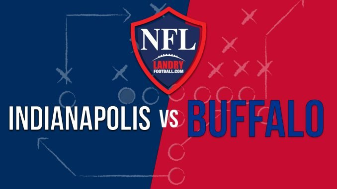 Film Room Game Preview Colts Vs Bills Chris Landry Football