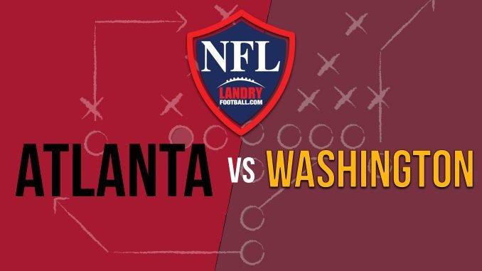 FILM ROOM GAME RECAP-Falcons 38 vs Redskins 14 - Chris ...